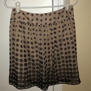 The Limited skirt size 6